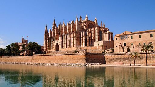La_Seu_Cathedral_Palma_Mallorca_Spain