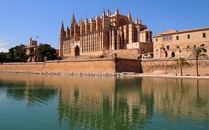 Thumbnail for Rising Out of the Sea - Palma Cathedral