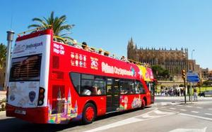 Thumbnail for Palma de Mallorca Hop-On Hop-Off Tour
