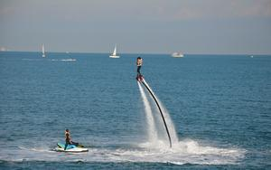 Thumbnail for Experience Flyboarding in Mallorca