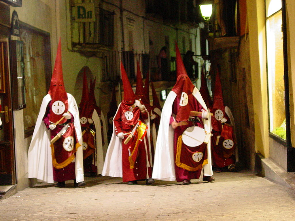 Easter Procession in Spain