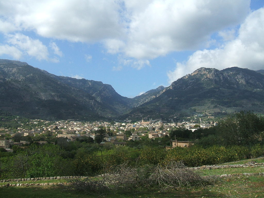 Valley of Sóller