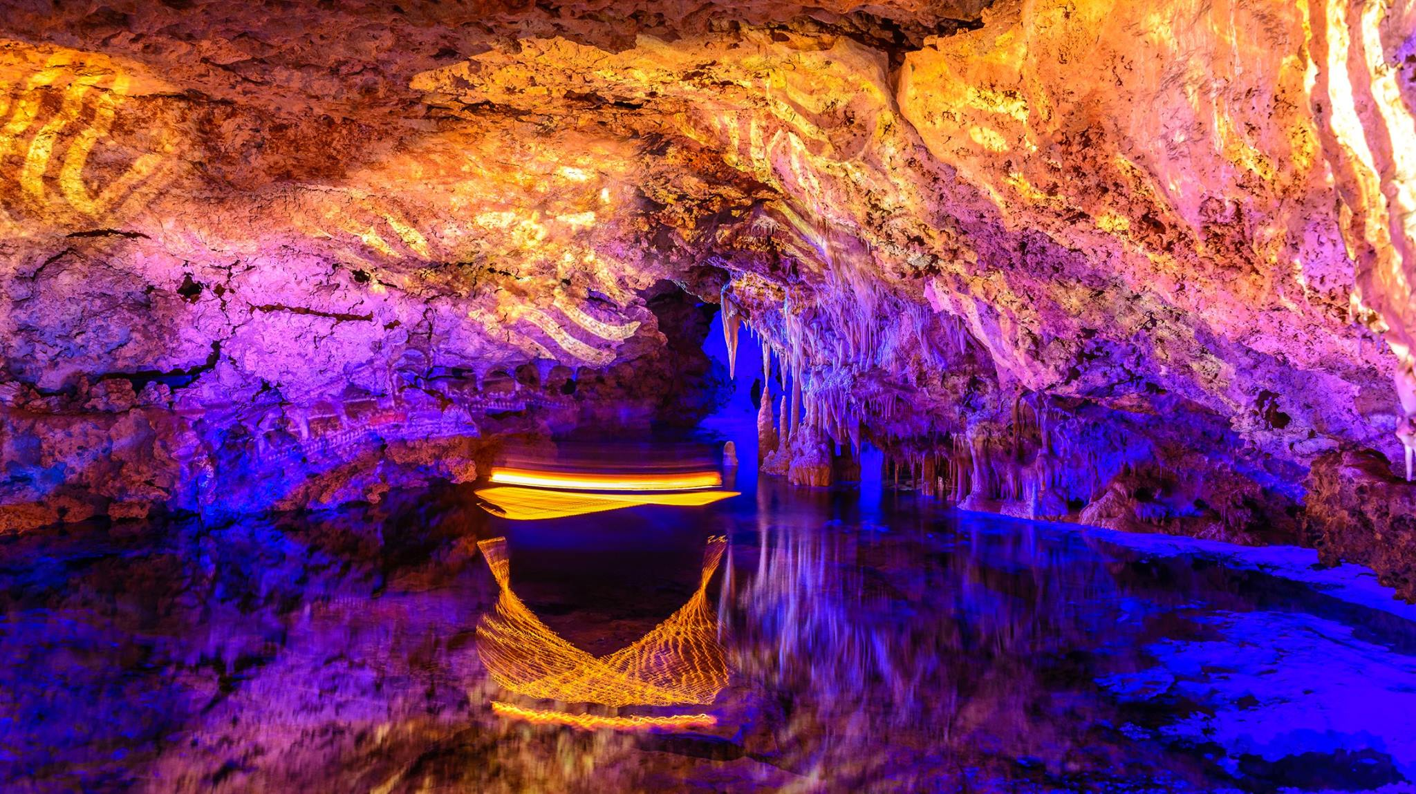 Explore exciting places near palma palma blog - Cuevas dels hams ...