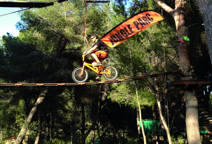 Jungle Parc, Santa Ponsa